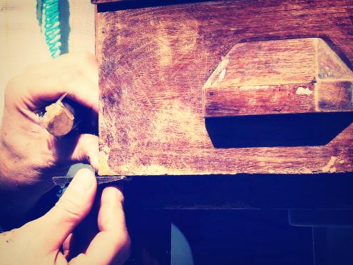 Carpintería de madera y Restauración de muebles