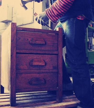 Trasformar mueble, restauración de muebles