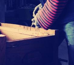Desinsectación madera, restauración de muebles