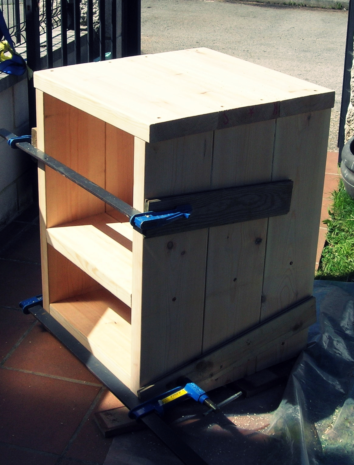 Mueble de acuario el p jaro carpintero for Mueble para acuario