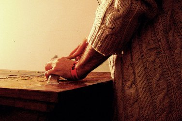 Chapa madera, Restauración de escritorio de madera
