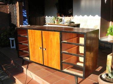 Trabajos en madera, restauración de muebles